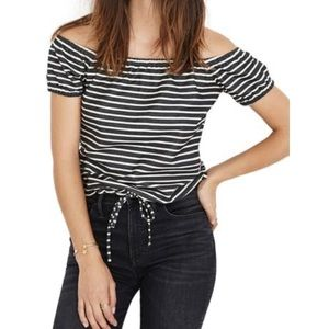 Madewell Melody Stripe Top